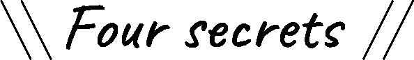 4secrets